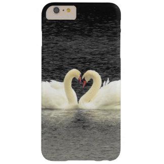 Capa Barely There Para iPhone 6 Plus iPhone 6/6S das cisnes mais mal lá
