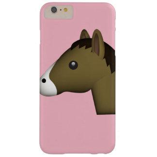 Capa Barely There Para iPhone 6 Plus iPhone 6/6s de Horses4Life mais o caso