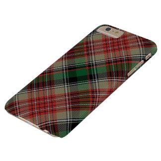 Capa Barely There Para iPhone 6 Plus iPhone 6/6S de Johnson do Tartan mais o caso