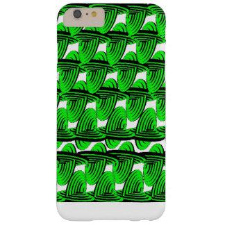 Capa Barely There Para iPhone 6 Plus iPhone 6/6s do pense verde mais o caso