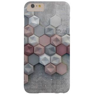 Capa Barely There Para iPhone 6 Plus iPhone arquitectónico 6/6s dos hexágonos mais a