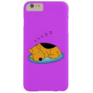 Capa Barely There Para iPhone 6 Plus iPhone ressonando bonito do cão de Airedale 6/6 de