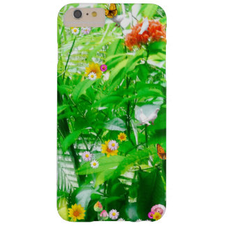 Capa Barely There Para iPhone 6 Plus iPhone verde na moda da natureza/caso do iPad