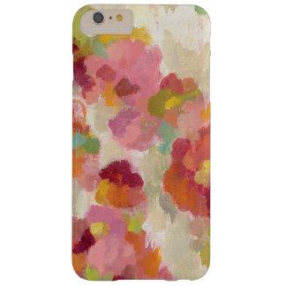 Capa Barely There Para iPhone 6 Plus Jardim coral e esmeralda