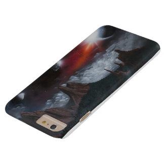 Capa Barely There Para iPhone 6 Plus Jardim da fantasia dos deuses