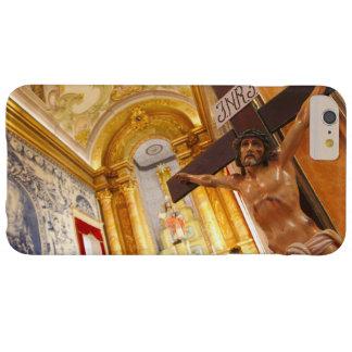 Capa Barely There Para iPhone 6 Plus Jesus na cruz