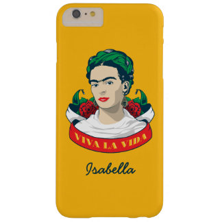 Capa Barely There Para iPhone 6 Plus La Vida de Frida Kahlo | Viva