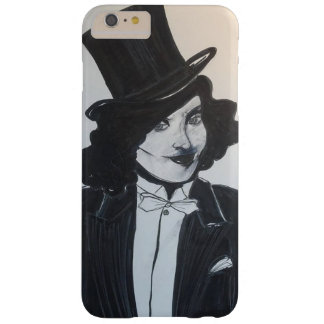Capa Barely There Para iPhone 6 Plus Lady m