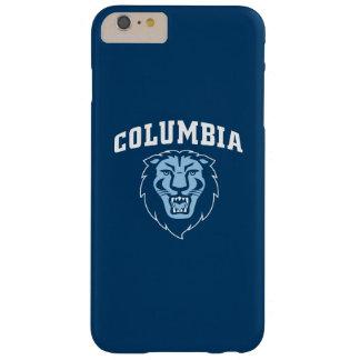 Capa Barely There Para iPhone 6 Plus Leões da Universidade de Columbia |
