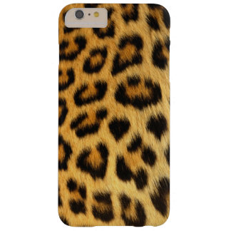 Capa Barely There Para iPhone 6 Plus Leopardo