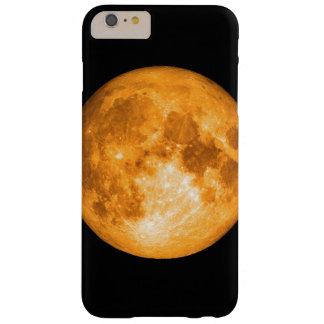 Capa Barely There Para iPhone 6 Plus Lua cheia alaranjada