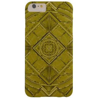 Capa Barely There Para iPhone 6 Plus Mandala Chartreuse
