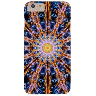 Capa Barely There Para iPhone 6 Plus Mandala da estrela da alquimia