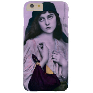 Capa Barely There Para iPhone 6 Plus Menina triste bonito do cigano dos olhos