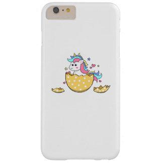 Capa Barely There Para iPhone 6 Plus Meninas bonitos dos miúdos da páscoa do ovo do