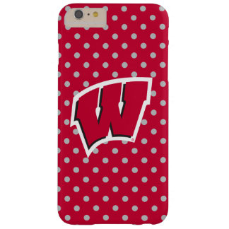 Capa Barely There Para iPhone 6 Plus Mini bolinhas de Wisconsin |