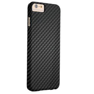 Capa Barely There Para iPhone 6 Plus Motor que compete a fibra do carbono
