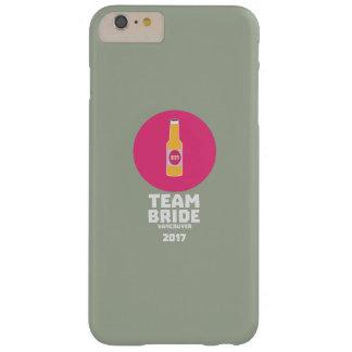 Capa Barely There Para iPhone 6 Plus Noiva Vancôver da equipe Henparty 2017 Zkj6h
