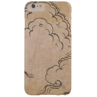 Capa Barely There Para iPhone 6 Plus Nuvens tibetanas