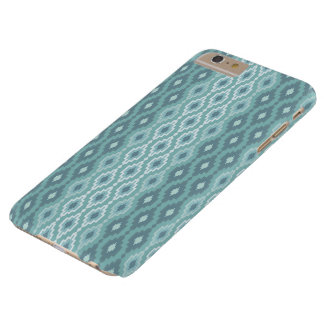 Capa Barely There Para iPhone 6 Plus Ornamento Argyle. caso do iPhone/iPad