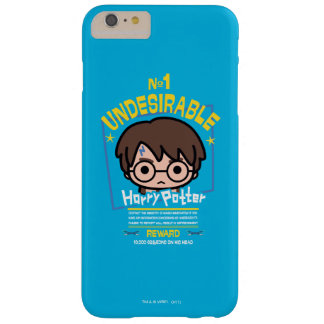 Capa Barely There Para iPhone 6 Plus Os desenhos animados Harry Potter quiseram o