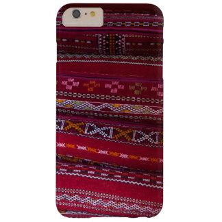 Capa Barely There Para iPhone 6 Plus Padrões do travesseiro de matéria têxtil