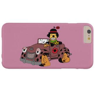 Capa Barely There Para iPhone 6 Plus Palhaço no carro