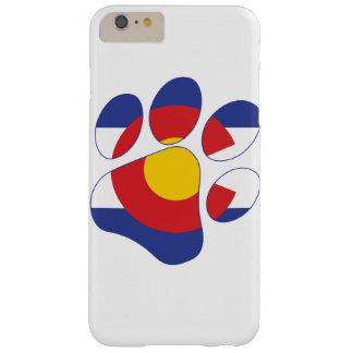 Capa Barely There Para iPhone 6 Plus Patas de Colorado