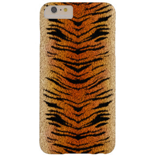 Capa Barely There Para iPhone 6 Plus Pele do animal do tigre de Bengal