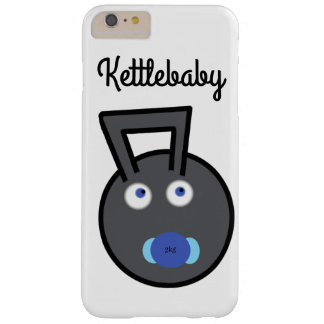Capa Barely There Para iPhone 6 Plus Phonecase de Kettlebaby