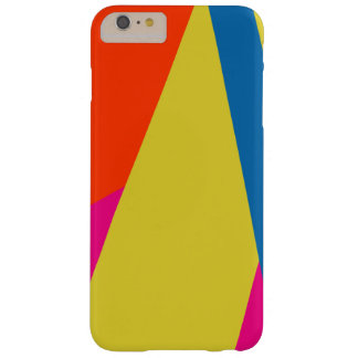 Capa Barely There Para iPhone 6 Plus Pop das cores