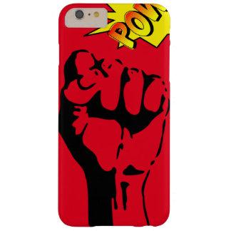 Capa Barely There Para iPhone 6 Plus Prisioneiro de guerra do punho