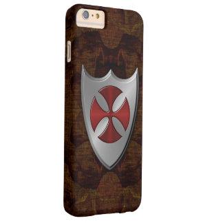 Capa Barely There Para iPhone 6 Plus Protetor dos cavaleiros Templar
