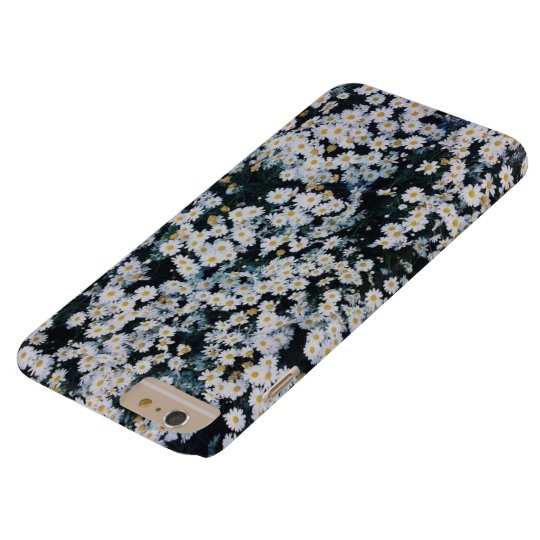 Capa Barely There Para iPhone 6 Plus Rain of flowers