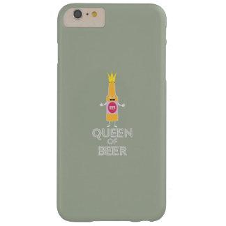 Capa Barely There Para iPhone 6 Plus Rainha da cerveja Zh80k