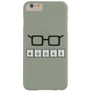 Capa Barely There Para iPhone 6 Plus Registra os vidros Zh6zg do nerd do elemento