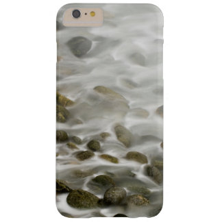 Capa Barely There Para iPhone 6 Plus Reserva de pedra do estado de Lobos do ponto da