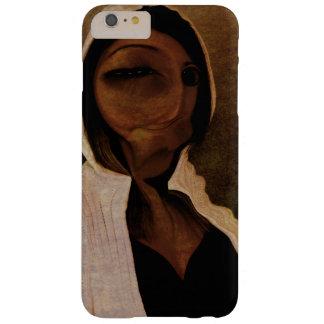 Capa Barely There Para iPhone 6 Plus Retrato surreal da escuridão