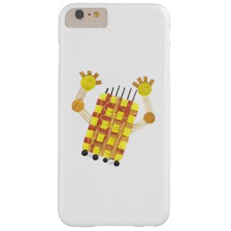 Capa Barely There Para iPhone 6 Plus Sabão de patinagem 6/6s mais o caso
