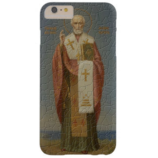 Capa Barely There Para iPhone 6 Plus São Nicolau do Bishop de Myra
