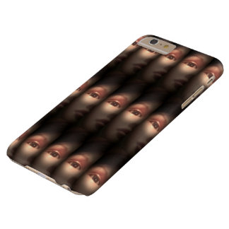 Capa Barely There Para iPhone 6 Plus Shhh… caso do iPhone 6/6s