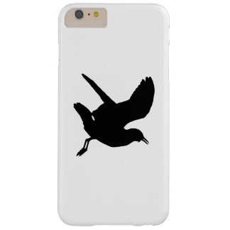 Capa Barely There Para iPhone 6 Plus Silhueta da gaivota