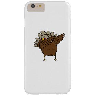 Capa Barely There Para iPhone 6 Plus Solha que toca a acção de graças de Turquia