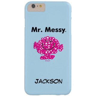Capa Barely There Para iPhone 6 Plus Sr. Desarrumado Ser Bonito do Sr. Homem |, mas
