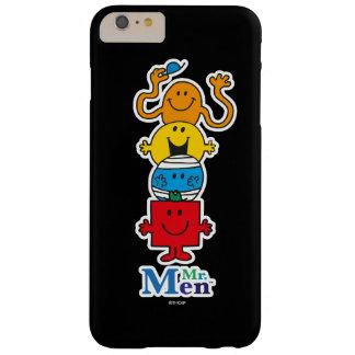 Capa Barely There Para iPhone 6 Plus Sr. Homem Standing Alto do Sr. Homem |