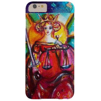 CAPA BARELY THERE PARA iPhone 6 PLUS TAROTS DAS SOMBRAS PERDIDAS/JUSTIÇA