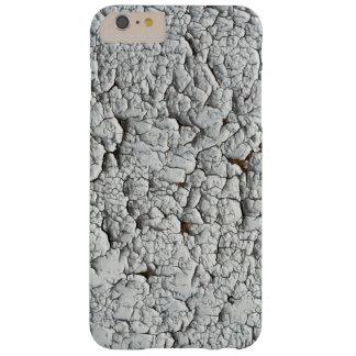 Capa Barely There Para iPhone 6 Plus Textura de madeira