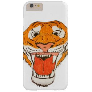 Capa Barely There Para iPhone 6 Plus Tigre rujir