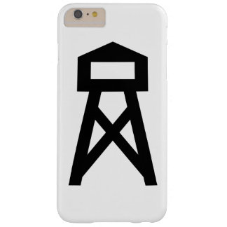Capa Barely There Para iPhone 6 Plus Torre de fogo