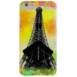Capa Barely There Para iPhone 6 Plus Torre Eiffel